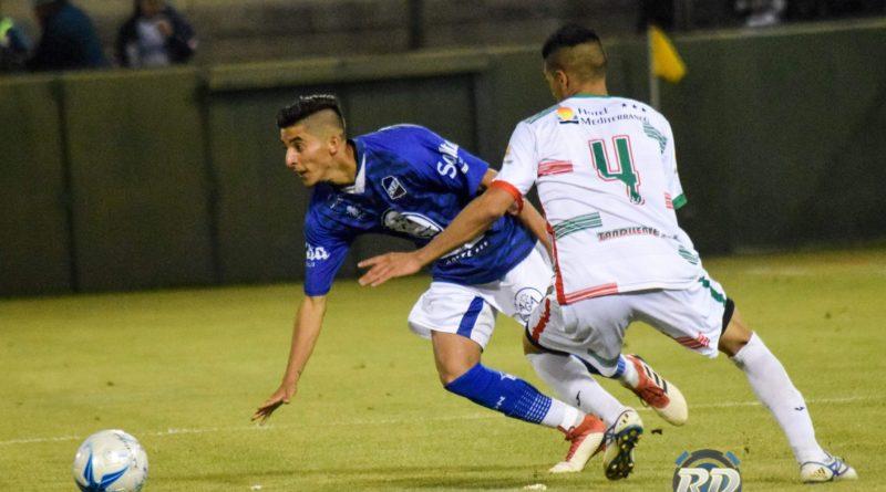 """Raúl Zeyala: """"La decisión de alejarme la vengo barajando después del partido"""""""