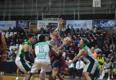 Salta Basket volvió al triunfo