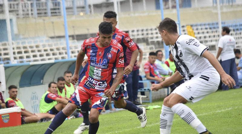 """La """"villa"""" y el """" cuervo"""", sin goles"""
