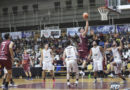 Segundo choque entre Salta Basket (1) y Tiro Federal (0)