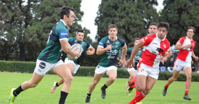 Tucumán Rugby se aseguró un lugar en los playoffs