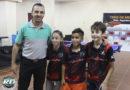 Tres salteños al sudamericano de Ecuador