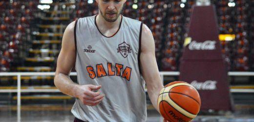 El ruso Dmitry Flis se sumó al conjunto de Salta Basket