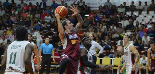 Contundente triunfo de Salta Basket frente a Sportivo América en el Delmi