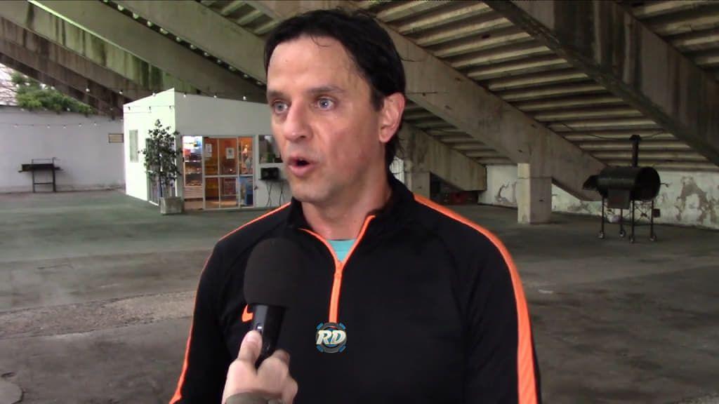 """Sergio Plaza: """"Haremos un presupuesto cuando tengamos definido qué va a pasar con el Torneo"""""""