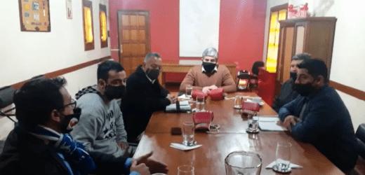Relevamiento de boxeo en municipios del área metropolitana