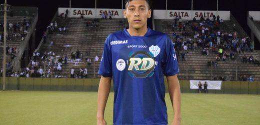 Luciano Herrera, a Central Norte