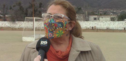"""Chacon Dorr: """"Estamos trabajando desde el primer día de la pandemia"""""""