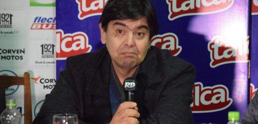 """D' Francesco:""""El ascenso se va a jugar en la cancha"""""""