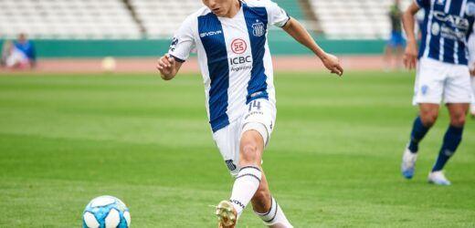 Mateo Mamaní firmó su primer contrato profesional con Talleres de Córdoba