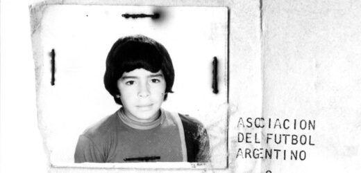 El día que descubrí a Maradona