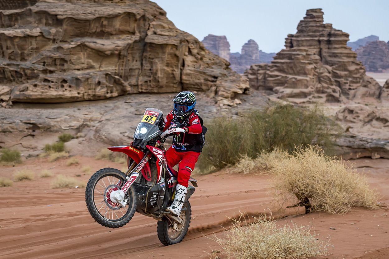Rally Dakar 2021: Kevin Benavides toma el mando del Dakar
