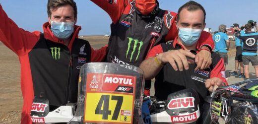Kevin Benavides campeón del Dakar