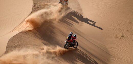 Rally Dakar: Kevin Benavides cedió el liderazgo y el australiano Toby Price comienza a pisar fuerte