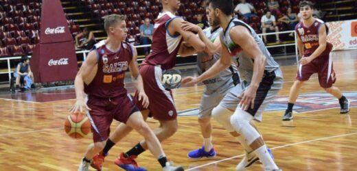 Salta Basket jugará la quinta temporada de Liga Argentina