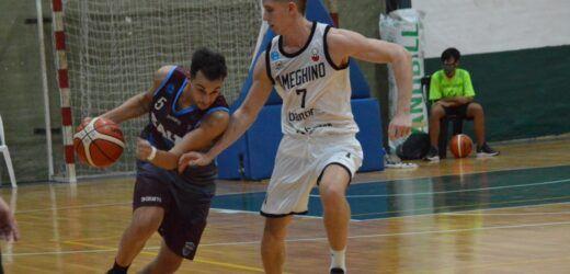 Salta Basket no pudo frente Ameghino