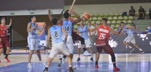 Reacción infernal para que Salta Basket obtenga el séptimo triunfo al hilo