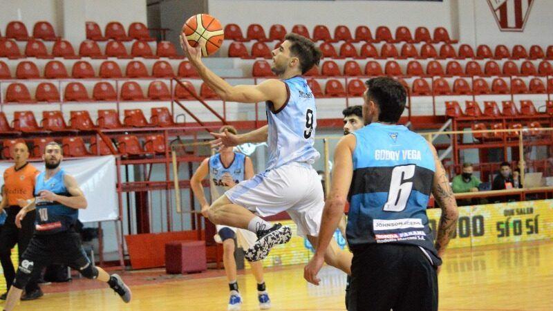 Salta Basket y Villa San Martín, una de las semis en la conferencia Norte