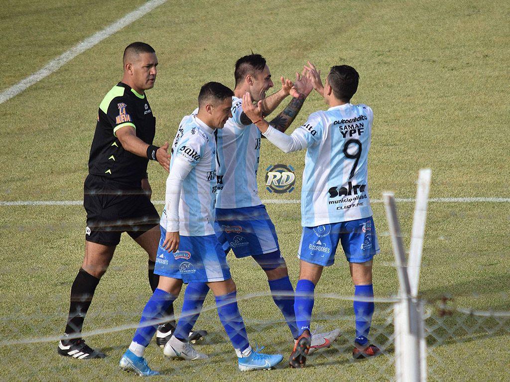 Gimnasia recibe a Sportivo Belgrano