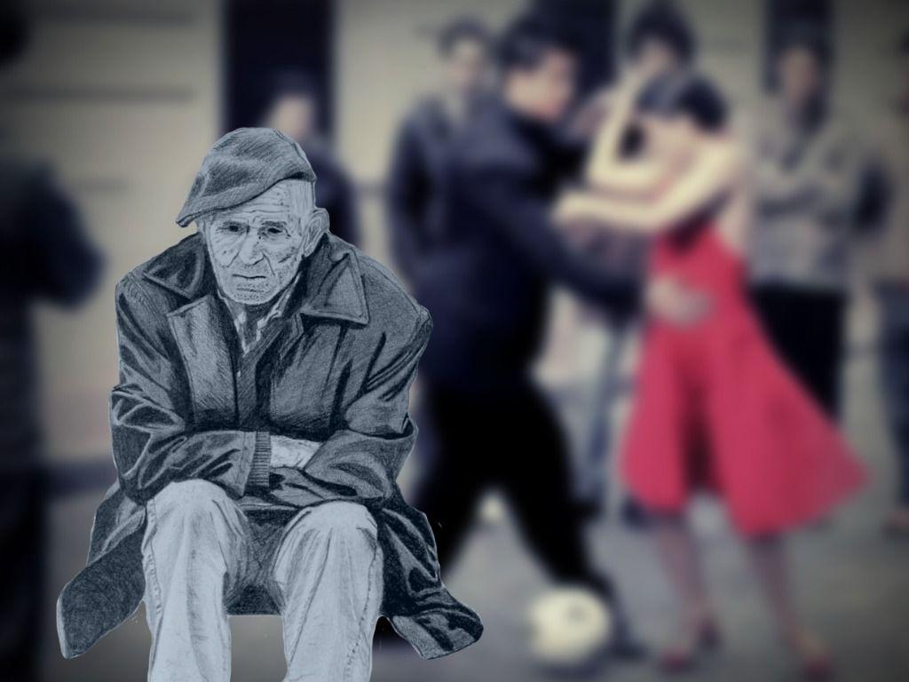 Don Ariel; sobre tango y fútbol
