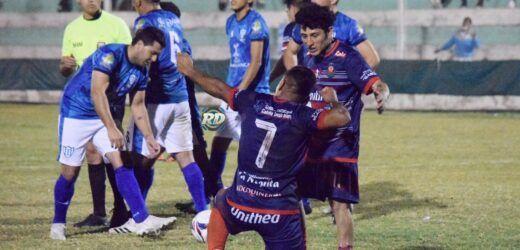Copa Salta: Inició la primera fase del cuadro final